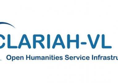 CLARIAH-VL Open Humanities Service Infrastructure